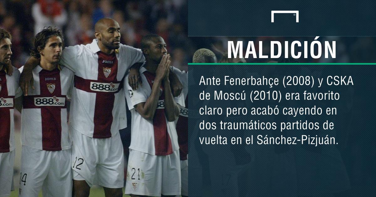 GFX Maldición Sevilla octavos de final Champions