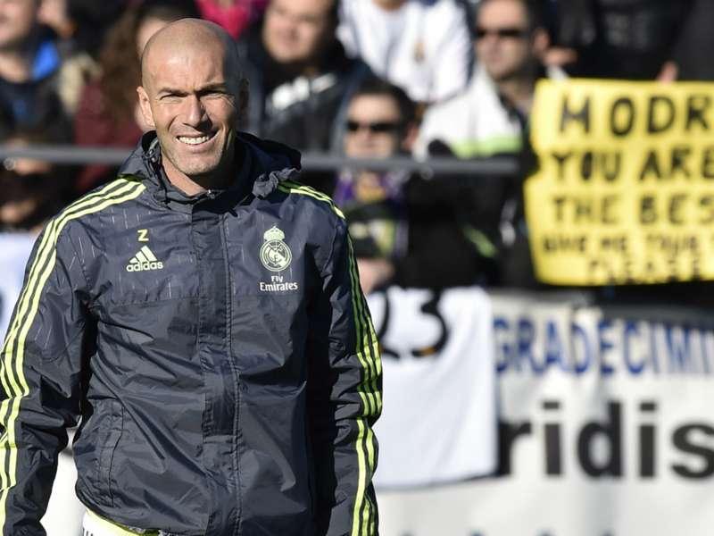 A polêmica foto de Zinedine Zidane com Shakira