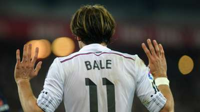 Gareth Bale Athletic Bilbao Real Madrid La Liga 07032015