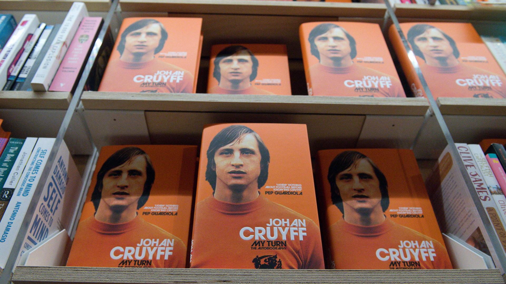 Cruyff biography