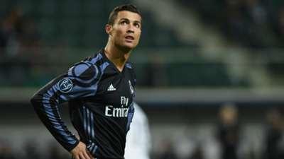 Cristiano Ronaldo Legia Warsaw Real Madrid Champions League
