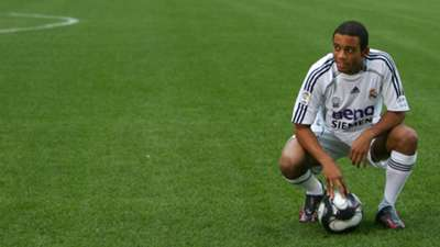 Marcelo Real Madrid unveiling