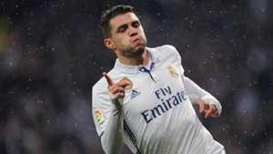 Mateo Kovacic Real Madrid Real Sociedad LaLiga 29012016
