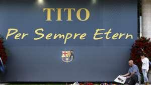Tito Vilanova tribute