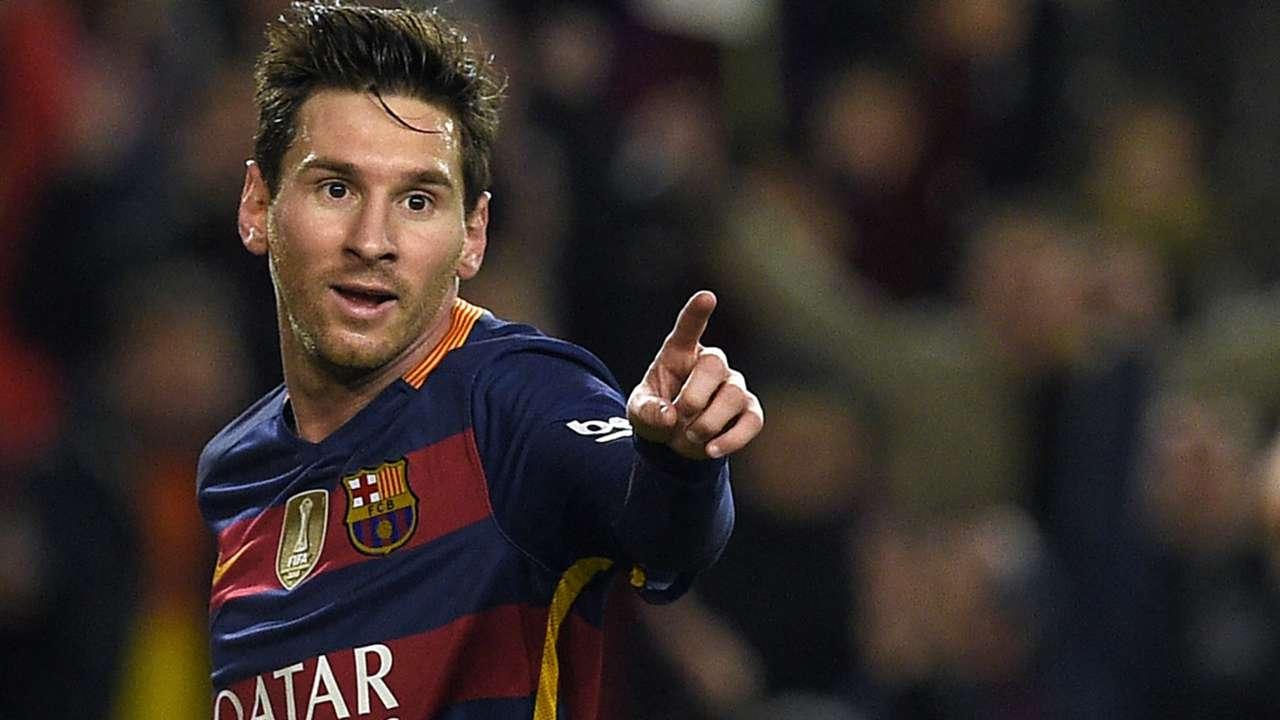 Lionel Messi Barcelona Valencia 03022016