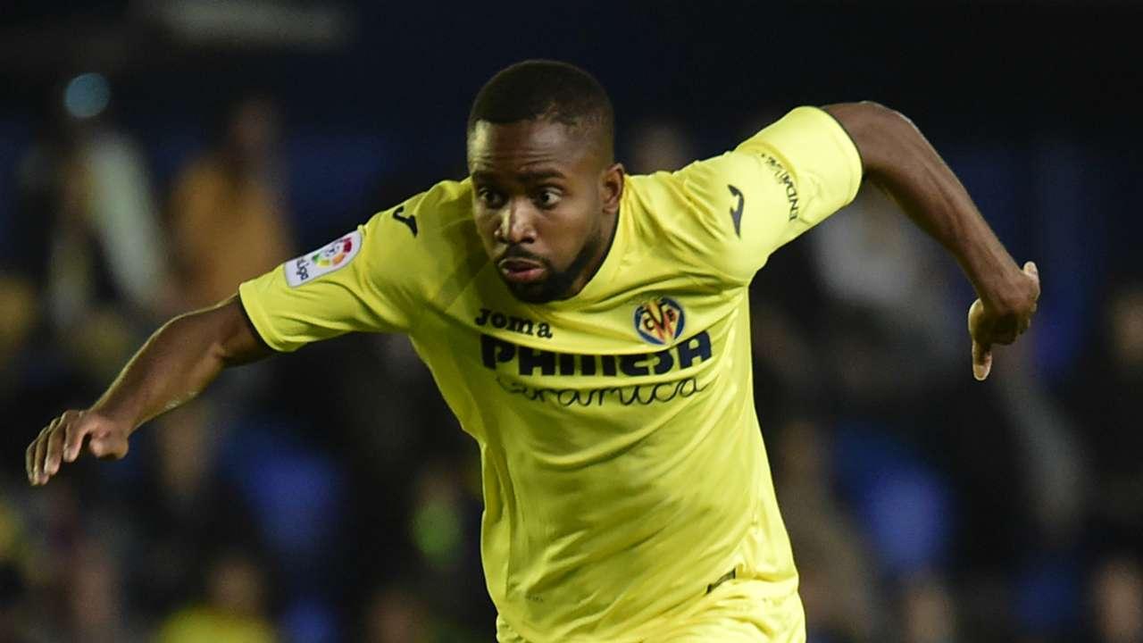 Cedric Bakambu Villarreal Athletic Bilbao La Liga