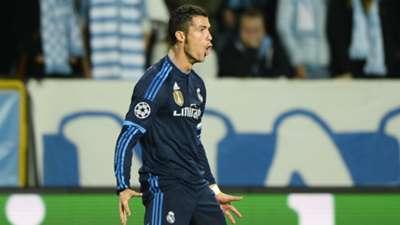 Cristiano Ronaldo Malmo Real Madrid Champions League