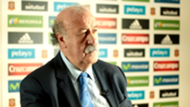 Vicente Del Bosque, Spain NT coach, during the  exclusive interview with Goal