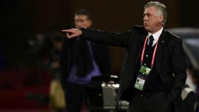 CARLO ANCELOTTI REAL MADRID SAN LORENZO FIFA CLUB WORLD CUP FINAL