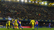 Lionel Messi goal Villarreal Barcelona La Liga