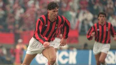 Van Basten AC Milan