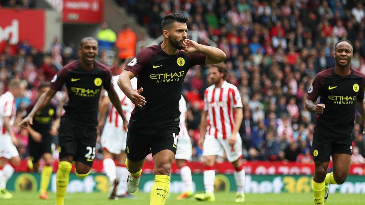 Stoke Manchester City 082016