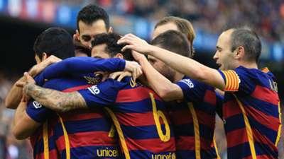 Barcelona Deportivo La Coruna La Liga