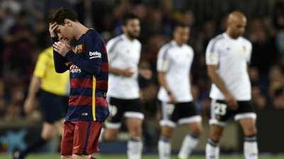 Barcelona crisis