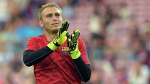 Jasper Cillessen Barcelona La Liga