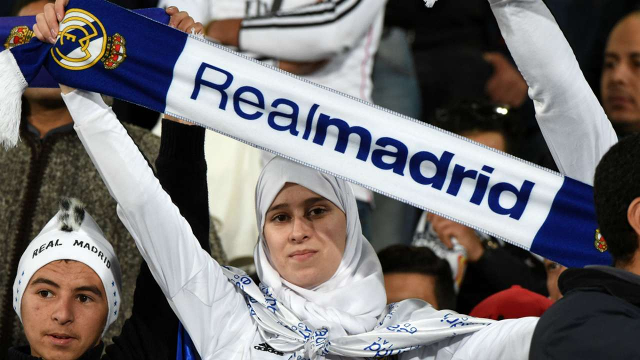 Fans Cruz Azul Real Madrid FIFA World Club Cup 12162014