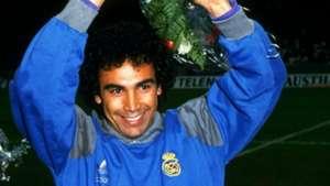 Real Madrid Hugo Sánchez 1986