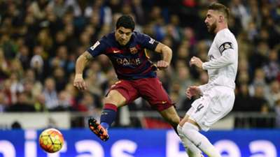 Luis Suarez Real Madrid Barcelona La Liga
