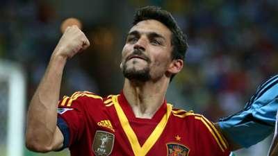 Jesus Navas Spain