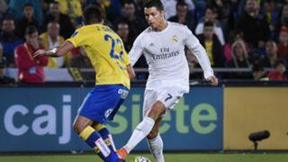 Cristiano Ronaldo Las Palmas Real Madrid 13032016