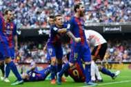 Leo Messi Valencia Barcelona La Liga 22102016