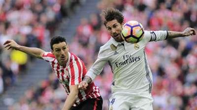 Aritz Aduriz Sergio Ramos Athletic Bilbao Real Madrid La Liga