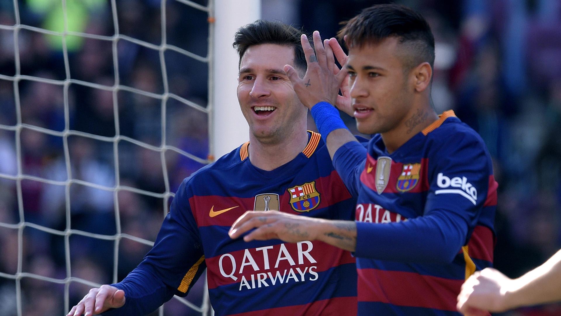 Rivaldo Lionel Messi Still Ahead Of Neymar Goal Com