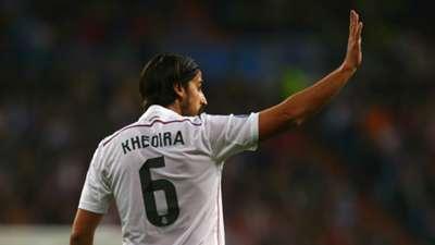 Sami Khedira Real Madrid Schalke 04 UEFA Champions League 03102015