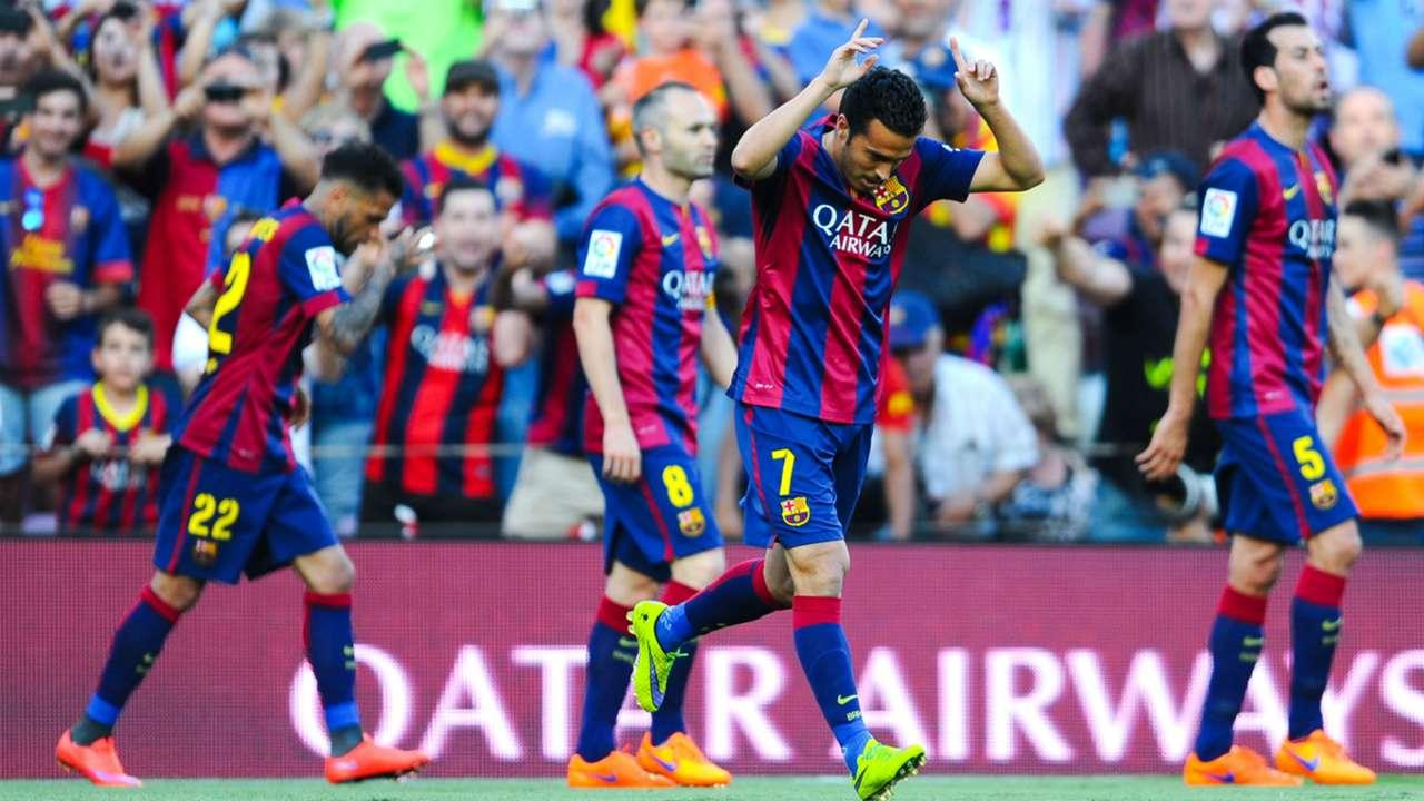 Barcelona temporada