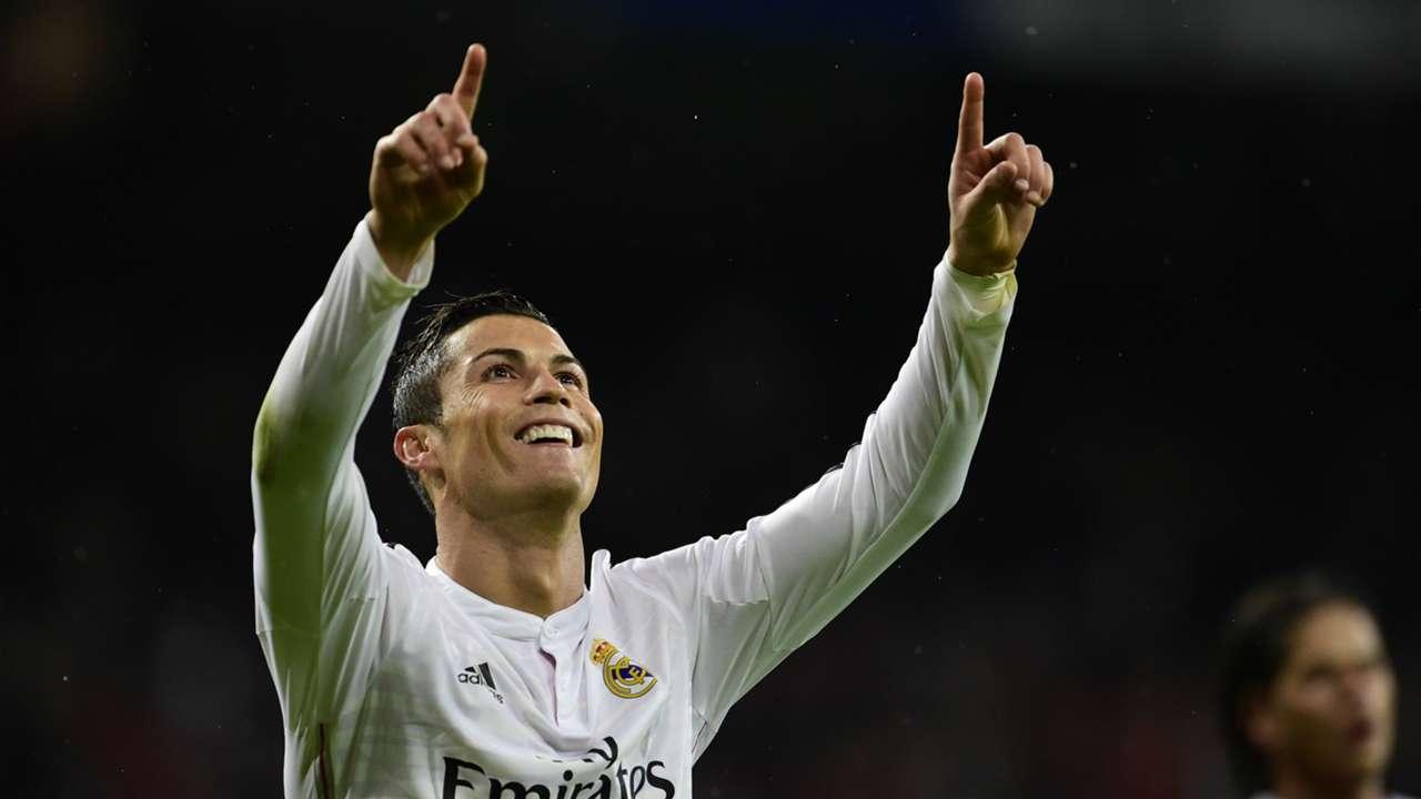 Cristiano Ronaldo Real Madrid Rayo Vallecano La LIga