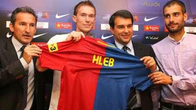 Alexander Hleb Barcelona