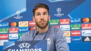 Sergio Ramos Real Madrid Champions League