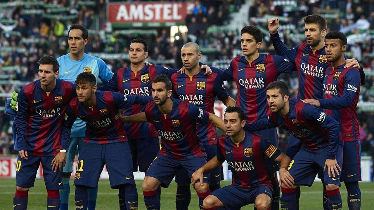 Elche Barcelona Liga BBVA