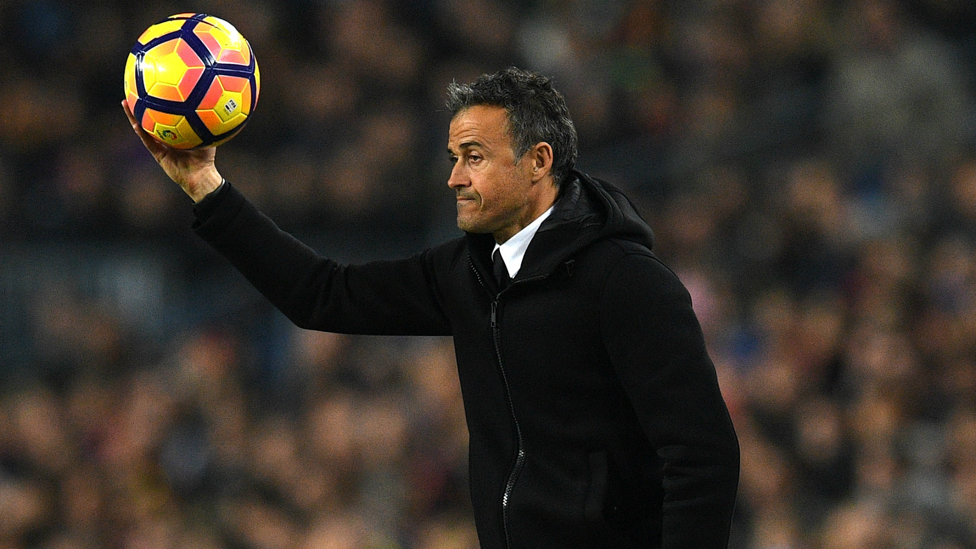 Luis Enrique Barcelona Real Madrid La Liga