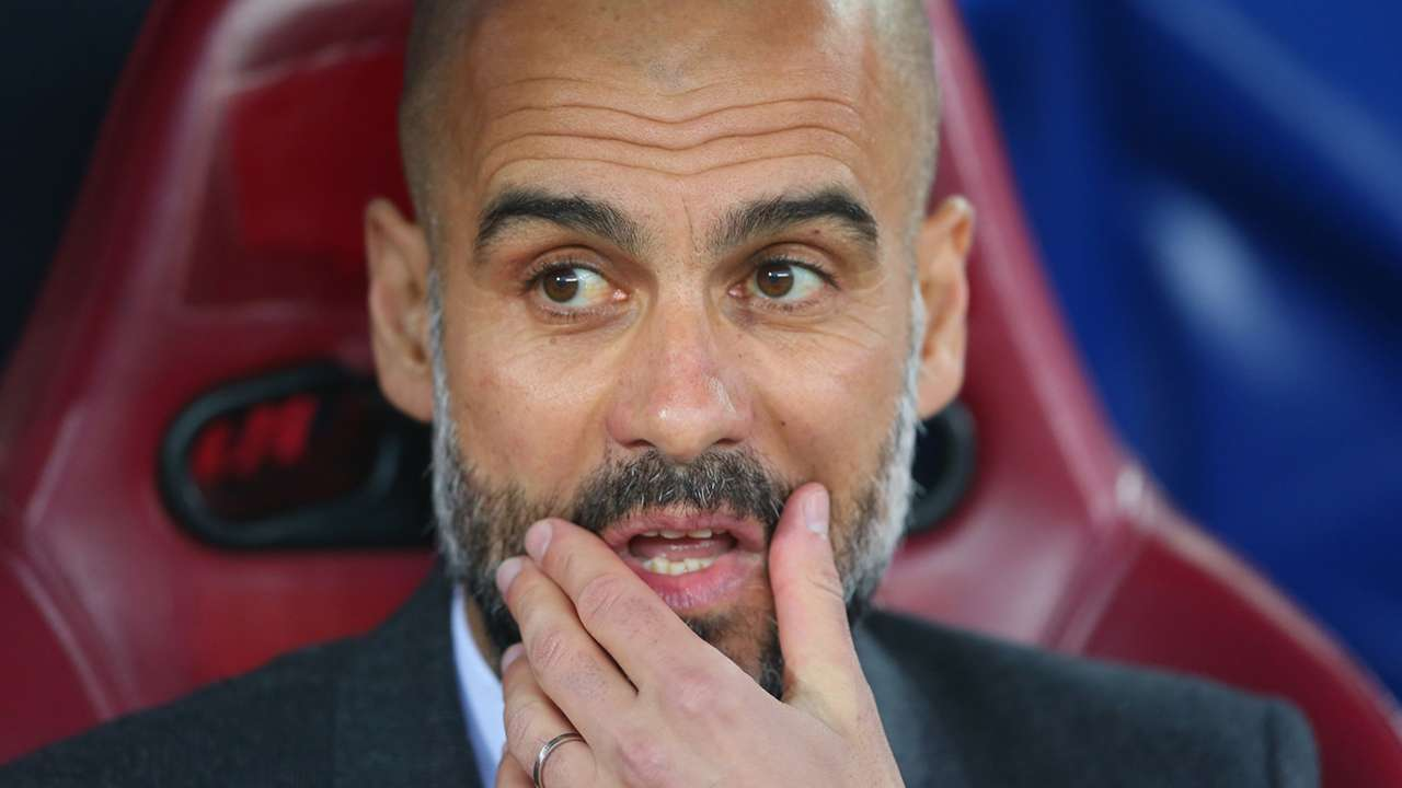 Pep Guardiola Atletico Madrid Bayern Munich 270416