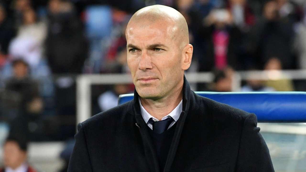 Zidane Real Madrid Kashima FIFA Club World Cup final 18122016