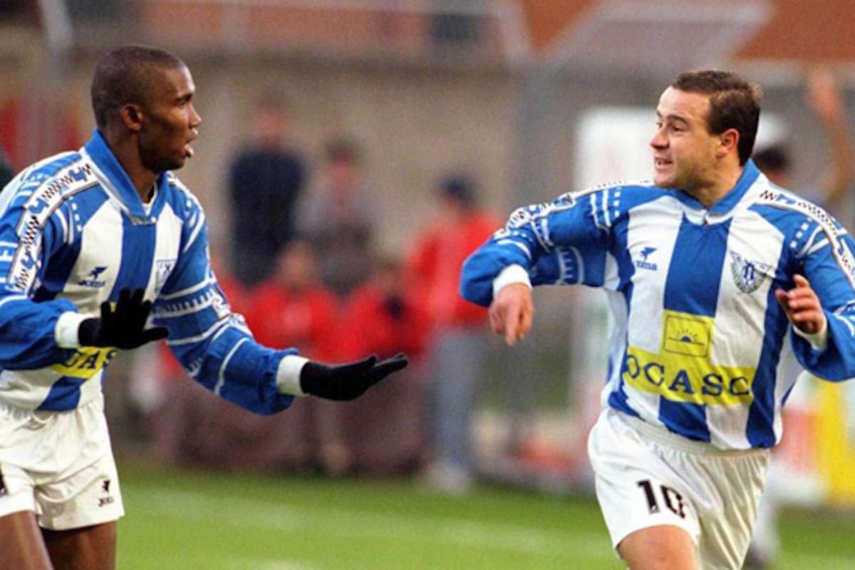 Aquella delantera de moda del Leganés con Eto'o y Catanha | Goal.com