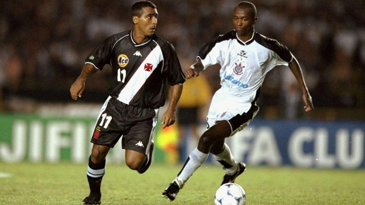 VASCO CORINTHIANS 2000 WORLD CUP