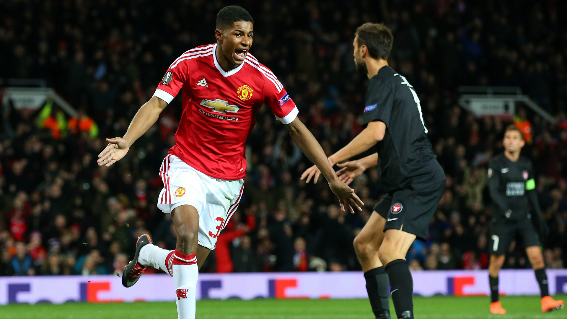 Rashford: Nothing compares to my debut goal for Manchester United