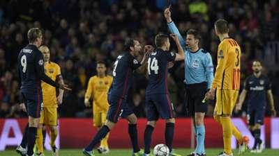 Fernando Torres Juanfran Barcelona Atletico Madrid 04052016