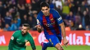 Luis Suarez Barcelona Atletico Madrid Copa del Rey
