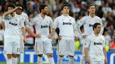 Real Madrid-Bayern Champions League 2011-2012