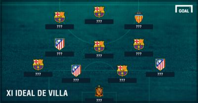 XI David Villa
