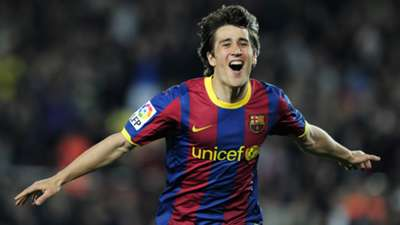 Bojan Krkic Barcelona Spain