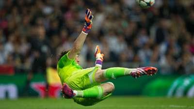 Iker Casillas Real Madrid Schalke 04 UEFA Champions League 03102015