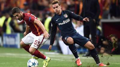 Sabri Sarioglu Antoine Griezmann Galatasaray Atletico Madrid Champions League