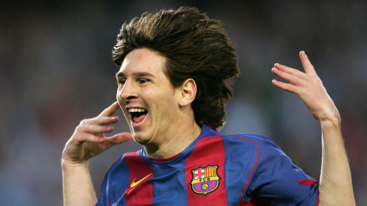 Lionel Messi 10 years at Barcelona