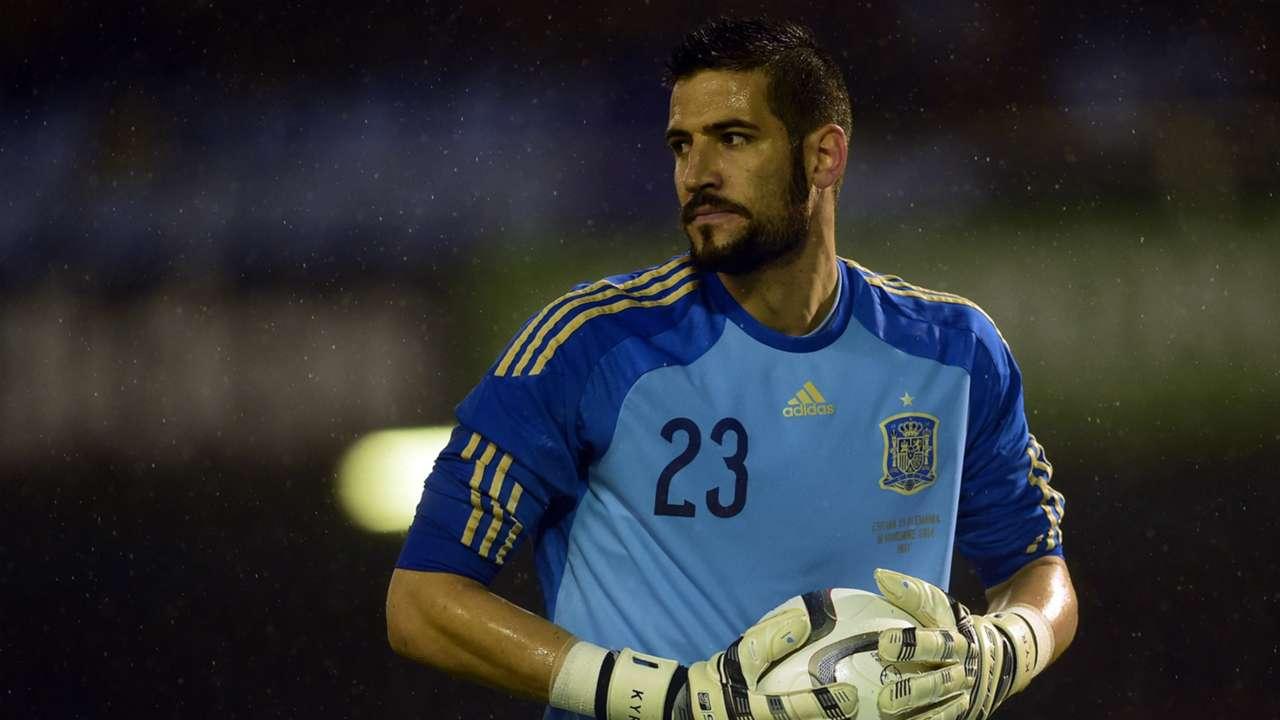 Kiko Casilla Spain Germany International Friendly 11182014
