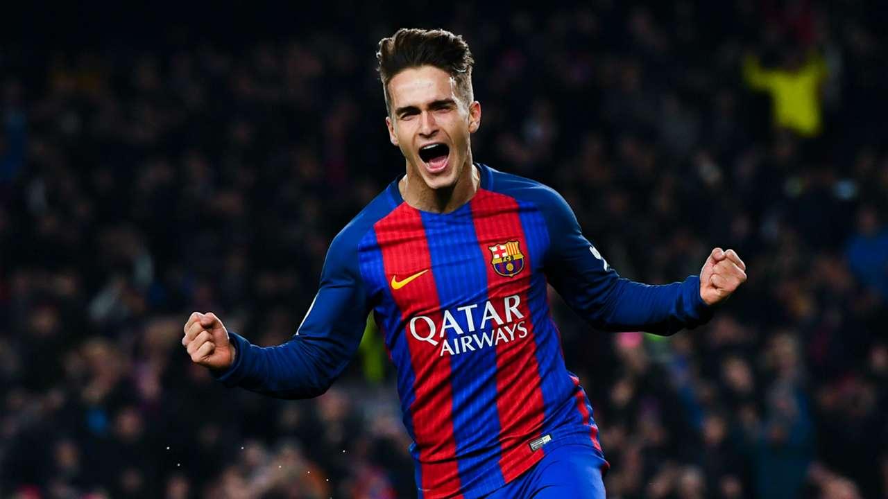Denis Suarez Barcelona Real Sociedad Copa del Rey 26012017