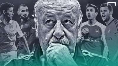 Del Bosque y 20 'nuevos' jugadores que apuntan a la EURO